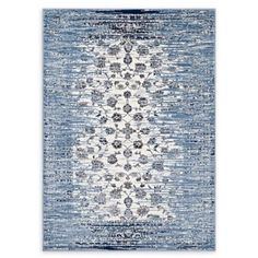 Modway Chiara Distressed Floral Lattice Contemporary Area Rug in Moroccan Blue and Ivory Contemporary Area Rugs, Modern Contemporary, Mod Furniture, Moroccan Blue, Lattice Design, 8x10 Area Rugs, Polypropylene Rugs, Blue Ivory, Beige Area Rugs