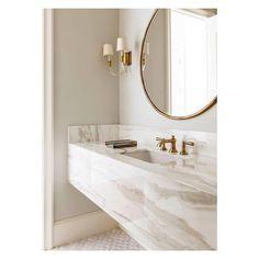 """479 Likes, 6 Comments - Oh My Cream ! (@ohmycream) on Instagram: """"La salle de bain en marbre... si seulement ce n'était pas qu'à l'hôtel #ohmycream #bathroom…"""""""