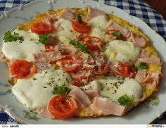Hawaiian Pizza, Potato Salad, Mashed Potatoes, Food And Drink, Eggs, Diet, Healthy, Breakfast, Ethnic Recipes