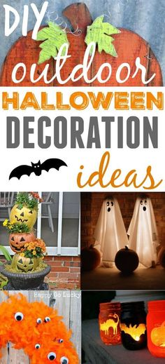 25 Halloween Patterns to Sew This Year Favorites {From Crazy - halloween decoration images