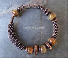 Learn jewelry making and beading - Jewelry Making Tip: Wire work coiling and FREE tutorial