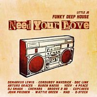 Need Your Love by Funky disco deep house on SoundCloud