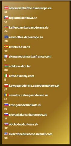 My dxn business wordlwide.Select your  country