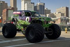 15 Most Popular Monster Trucks