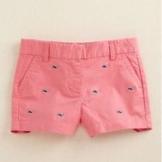 Vinyard Vines short shorts with whales