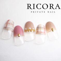 Pink Nails, Gel Nails, Nail Designs, Nail Art, Pretty, Winter, Style, Finger Nails, Gel Nail