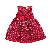 Penelope Mack Baby Dress, Baby Girls Spotted Holiday Dress