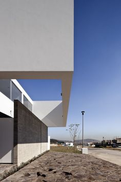 // A house to see the sky by Abraham Cota Paredes Arquitectos