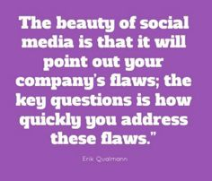 Social Media Quote, Business Motivation and Inspiration