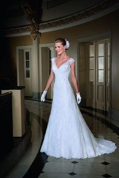 Vestido de Noiva Jasmin 18