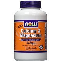 NOW Foods CalciumMagnesium Plus Vitamin D and Zinc 120 Softgels Thank you to all the patrons We hope that he has gained the trust from you again the next time the service * More info could be found at the image url.