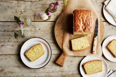 Lemon and Poppy Seed Cake (National Trust Version) recipe on Food52