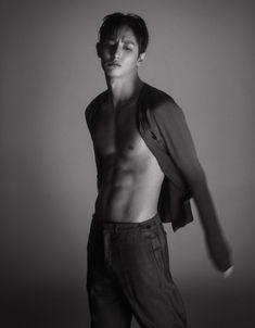 Lee Soo Hyuk | Harper's Bazaar March 2015