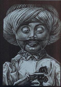 Alberto Martini: Edgar Allan Poe – Illustrations