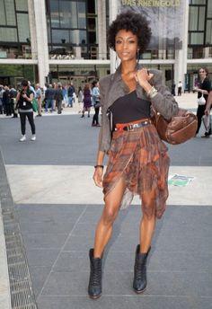 Shopaholic De Black Fashion<3