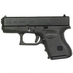 GLOCK 26 9mm Luger Sub-Compact Semi Auto Handgun