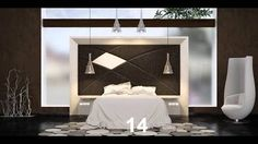 Image result for modern contemporary headboard designs