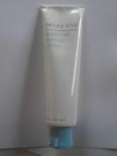 Mary Kay Body Care Buffing Cream 6oz *New & Sealed