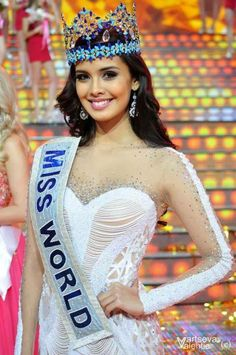 Megan Young Miss World (Philippines)