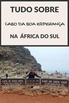 Cabo da Boa Esperança, em Cape Town: o ponto mais ao sul do continente africano! - Juny Pelo Mundo Dica de viagem para o seu roteiro pela Garden Route / Rota Jardim, Cidade do Cabo / Cape Town, África do Sul