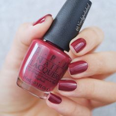 OPI We the Female (Washington DC)