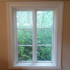 Ikkunoista puuttunee vielä kunnon rätit.