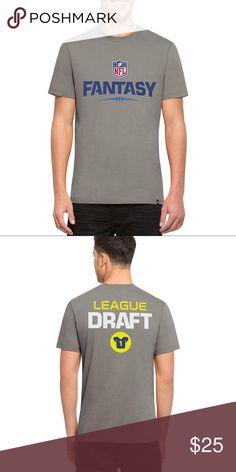 655c4fcde  47 NFL Fantasy Football Men s Shirt Enjoy your Next NFL fantasy Football  draft in style