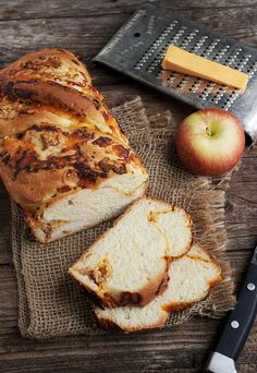Cheddar Apple Swirl Toasting Bread  http://www.seasonsandsuppers.ca/cheddar-apple-toasting-bread/ via @SeasonsSuppers