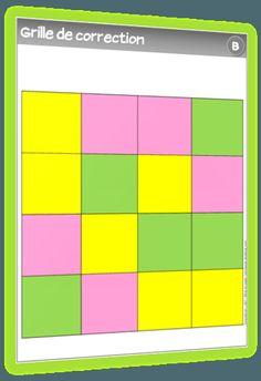 Le jeu du tapis permet de réviser des notions de manière ludique. Il s'agit d'un jeu proposé par cl67 que j'ai remis en page. Je le trouve très chouette car il change un peu des jeux de cartes ou de plateaux, mais aussi parce qu'il peut être utilisé en autonomie totale puisqu'il est auto-correctif. Je […]