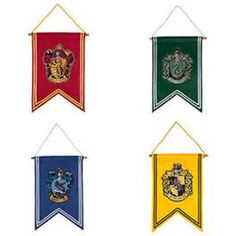 Harry Potter Banner Choice of Hogwarts House Wizarding World Universal Studios Harry Potter Fiesta, Harry Potter Banner, Harry Potter Thema, Harry Potter Classroom, Harry Potter Potions, Harry Potter Printables, Harry Potter Bedroom, Mundo Harry Potter, Harry Potter Decor