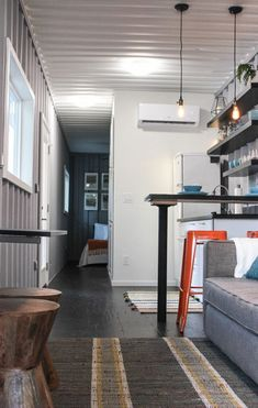 40' MODERN SHIPPING CONTAINER HOME | THE CASA CLUB