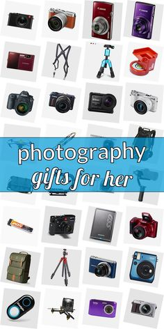 Are you looking for a gift for a photographer? Stop searching! Read our ulimative article of presents for photograpy lovers. We show you cool gift ideas for photographers which are going to make them happy. Buying gifts for photography lovers does not need to be tough. And dont have to be expensive. #photographygiftsforher
