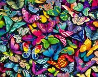 butterflies will be every where, on the cake, invitations, my hair and bouquet, we have even thought about getting some to release!