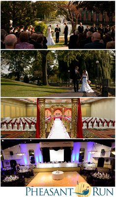 Chicago Wedding Venue Pheasant Run Resort St Charles Il Illinois