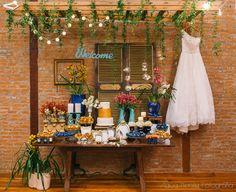Mesa de doces linda