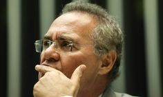 Renan diz que investigações da Lava-Jato são 'intocáveis' e ataca Machado - Jornal O Globo
