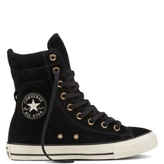 c2ff874ed74107 Chuck Taylor All Star High-Rise Suede Boot - Converse GB Converse Boots