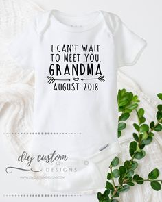 Excited to share the latest addition to my #etsy shop: Pregnancy Reveal to Grandma Pregnancy Announcement, Grandma Reveal Baby Announcement Onesies®, Going to be a Grandma, Reveal to Parents #baby #babyshower #babyclothing #babyannouncement #grandmareveal #grandparentgifts #pregnancyannouncementtoparents,