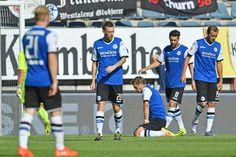 1:3 gegen Nürnberg +++  Arminia kassiert erste Heimpleite