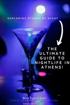 Athens nightlife has a sophisticated collection of rooftop bars, wine bars, speakeasys and clubs. Here's our pick of the best bars & nightlife in Athens. Athens Nightlife, Athens City, Athens Greece, Best Places To Eat, Places To Travel, Athens By Night, Wine Bars, Best Pubs, Rooftop Bar