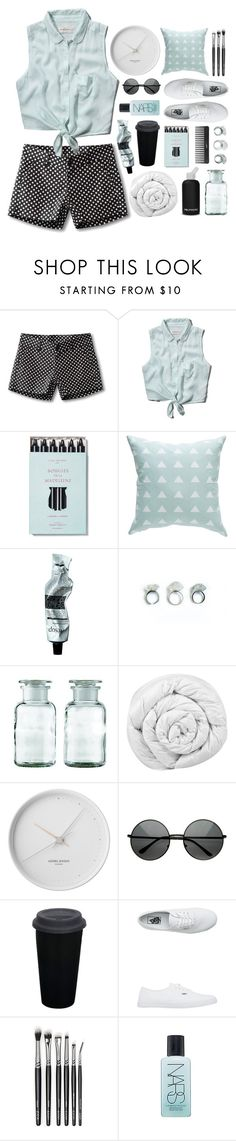 """#ContestOnTheGo #ContestEntry"" by blonde-scorpio-xo on Polyvore featuring Kavu, Abercrombie & Fitch, Kelly Wearstler, Aesop, Brinkhaus, Georg Jensen, ZeroUV, bkr, Vans and NARS Cosmetics"