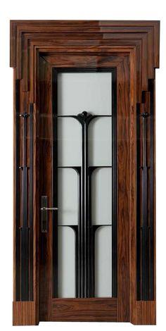 64 Ideas for arched entry door stained glass Casa Art Deco, Art Deco Door, Wooden Door Design, Main Door Design, Architecture Restaurant, Architecture Details, Muebles Art Deco, Art Deco Furniture, Art Deco Design