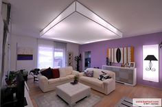Barrisol stretch ceilings