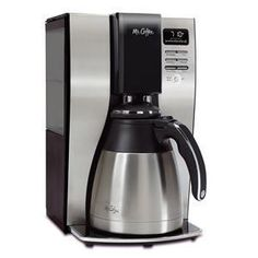 Mr Coffee Optimal Brew Thermal Coffee Maker ** Click image for more details. Espresso Machine Reviews, Coffee Maker Reviews, Best Espresso Machine, Espresso Maker, Espresso Coffee, Coffee Coffee, Coffee Brewers, Coffee Creamer, Coffee Gifts