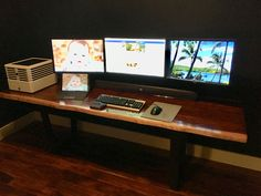 Unique Furniture, Desk, Home Decor, Desktop, Decoration Home, Room Decor, Table Desk, Office Desk, Home Interior Design
