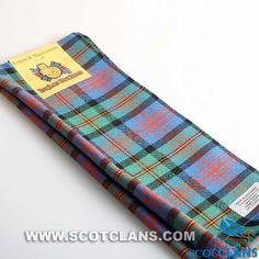 Clan MacLennan Ancient Tartan Scarf