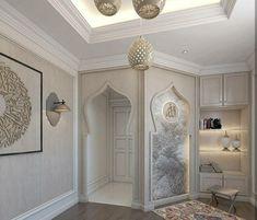 Home Room Design, Home Interior Design, Prayer Corner, Islamic Decor, Prayer Room, Luxury Sofa, House Rooms, Home Deco, Prayers