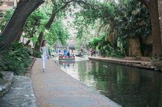 Girls Getaway San Antonio, Texas - loving the Riverwalk