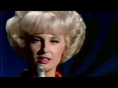 Tammy Wynette - Stand By Your Man !LIVE! - YouTube