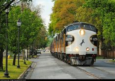RailPictures.Net Photo: NS 4270 Norfolk Southern EMD F9(A) at Augusta, Georgia by Ant Davis